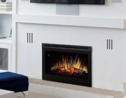 25 electric fireplace firebox dfr2551l