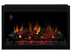 "ClassicFlame 36EB220-GRT 36"" Traditional Built-in Electric F"