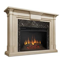 Real Flame 8030E-WW Maxwell Grand Electric Fireplace, Large,