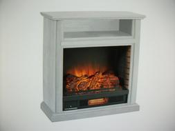 """Hampton Bay Ansley 32"""" Infrared Electric Fireplace - Local P"""