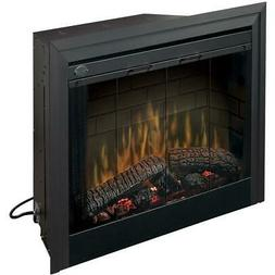 Built-in Insert Electric Fireplace