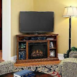 Real Flame Churchill Electric Fireplace - Oak