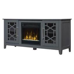Clarion TV Stand for TVs up to 60 inches with Electric Firep