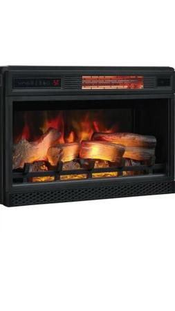 Classic Flame 26″ 3D Electric Fireplace Insert 26II042FGL