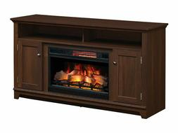 Classic Flame Eldersburg infrared Electric Fireplace TV Stan
