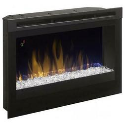 """Dimplex DFR2551G 25"""" Firebox with Acrylic Ice Media Bed"""