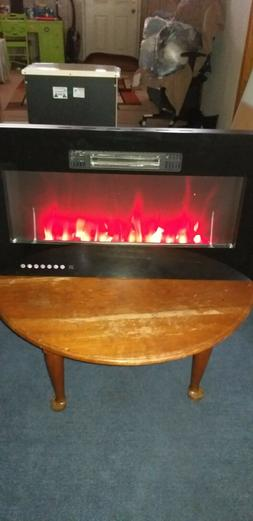 electric fire place / heater 1500w