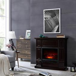 electric fireplace heater w remote 43 31