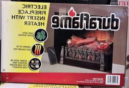electric fireplace insert with heater df 1021aru