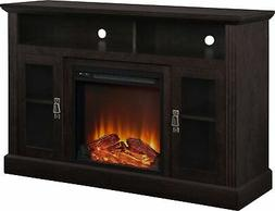 Electric Fireplace TV Stand Console Portable Entertainment C