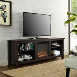 Electric Fireplace TV Stand Heater Media Center 70 Inch Espr
