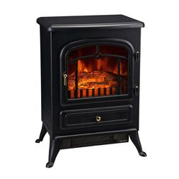 Fake Fireplace Heater Electric Wood Log Small Decoration RV