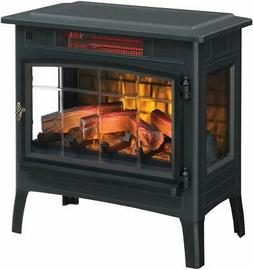 Fireplace Electric Infrared Quartz Portable Indoor Space Hea