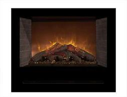 Modern Flames Home Fire Series Electric Fireplace with Log S