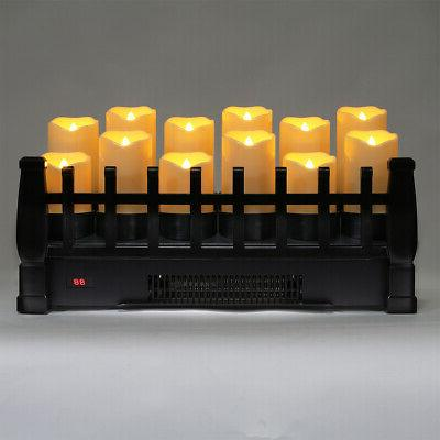 1500W Candle Heater