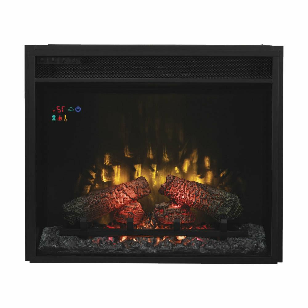 23 inch electric fireplace small insert 23ef031grp