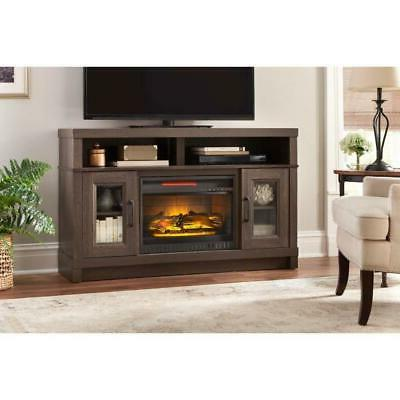 54 freestanding electric fireplace tv stand media