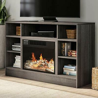 80 fpwf 7 heat electric fireplace stand