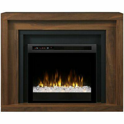 Dimplex Anthony Fireplace Glass Ember Bed