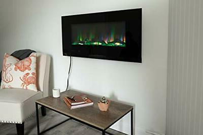 Black Wall Mounted Electric Remote and Roc