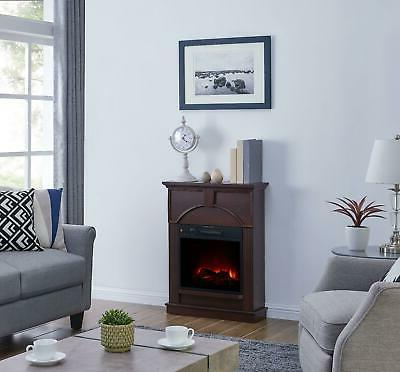 bold flame 48 inch electric fireplace dark