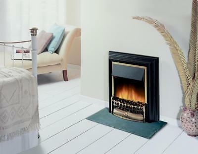 Dimplex CHT20 Flame Black with Brass