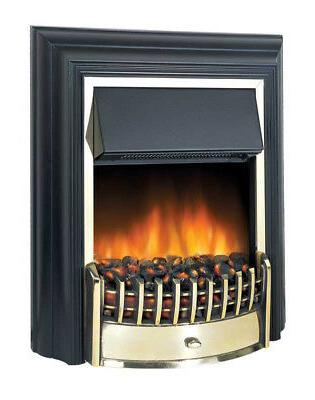 cheriton cht20 electric flame effect fire in