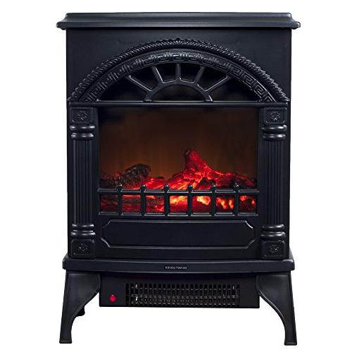 Electric Fireplace-Indoor Heater and Effect-Warm Classic Style Room and More by Northwest