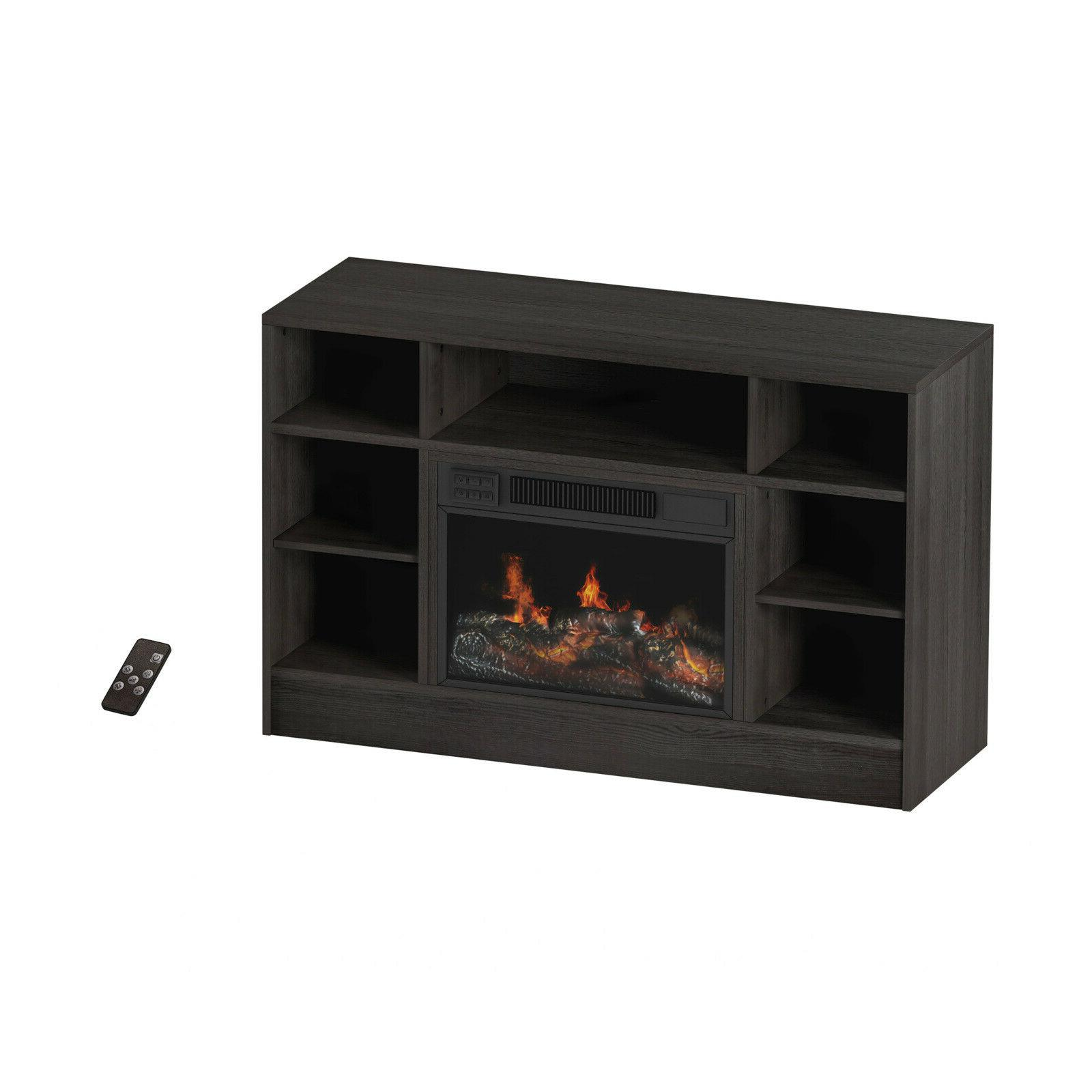 """Electric For TVs up 48"""" with Shelves, Remot"""