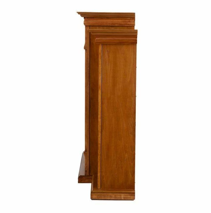 Emerson Electric Entertainment Media Center Console Wood