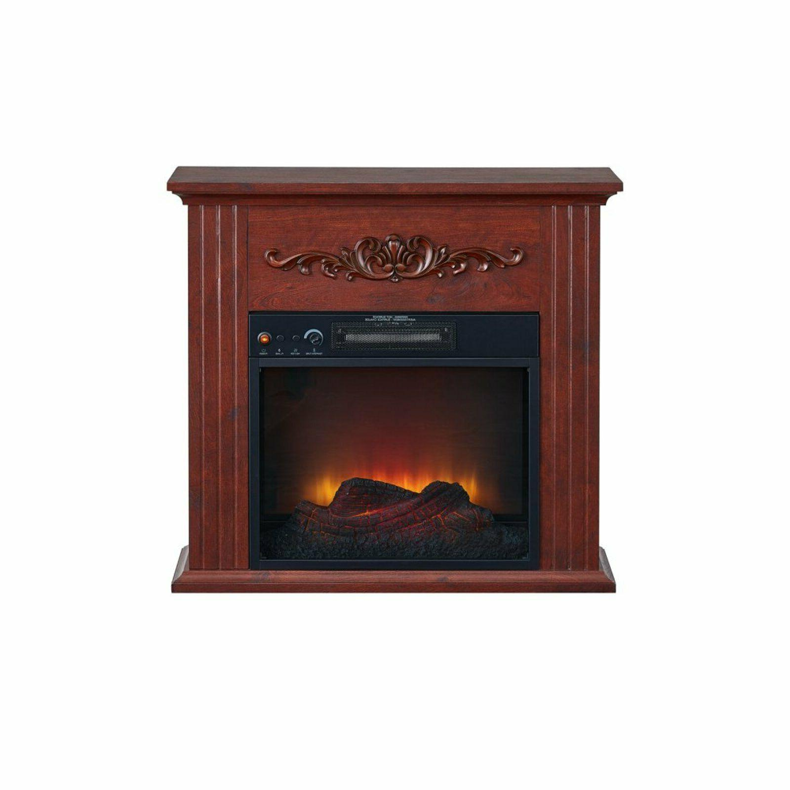 """Fireplace Space w/ Remote Effect 28"""""""