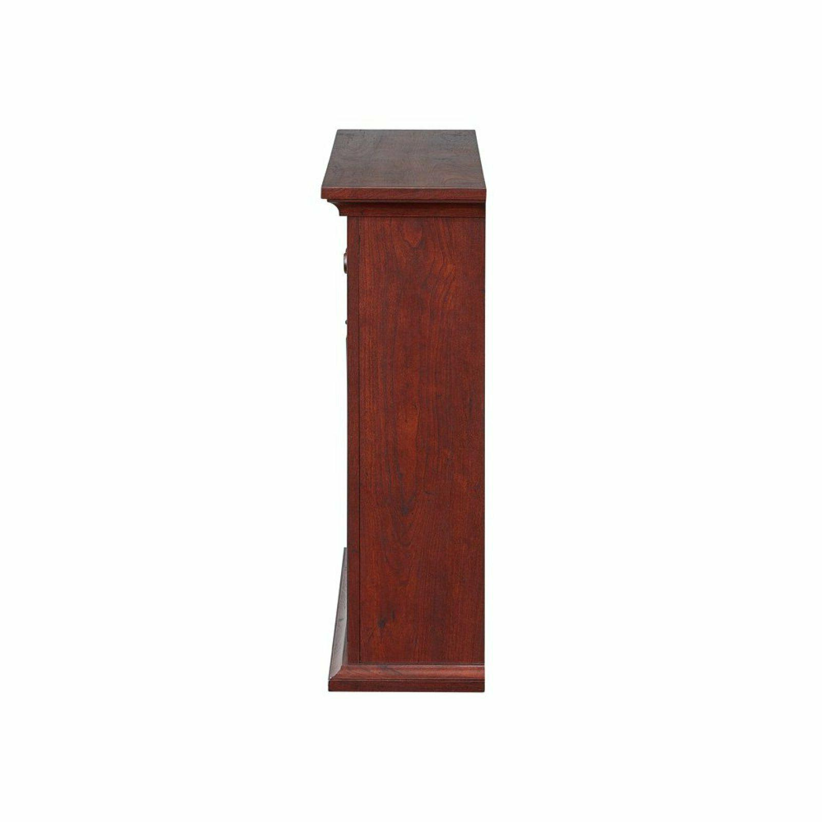 """Fireplace Space w/ Effect Child Safety 28"""""""