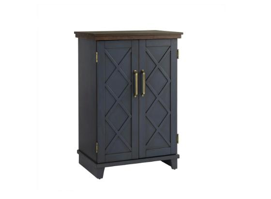 Home Collection Fireplace Freestanding Dark