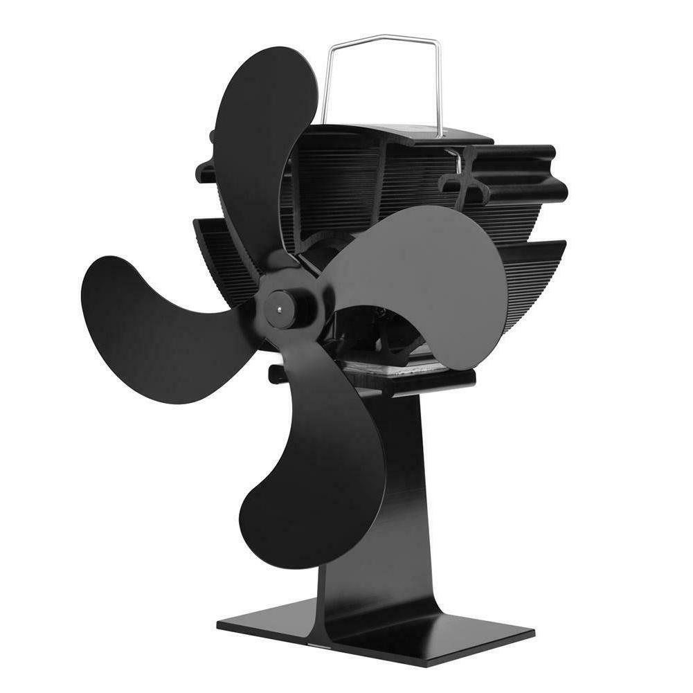 Mini Electric Heater Office Space Heating Portable Fan Fireplace US