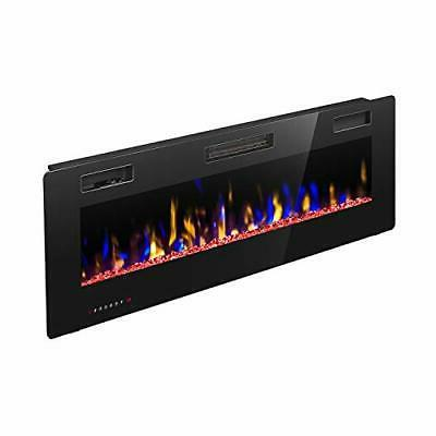 R.W.FLAME Electric 42 inch Recessed Wall