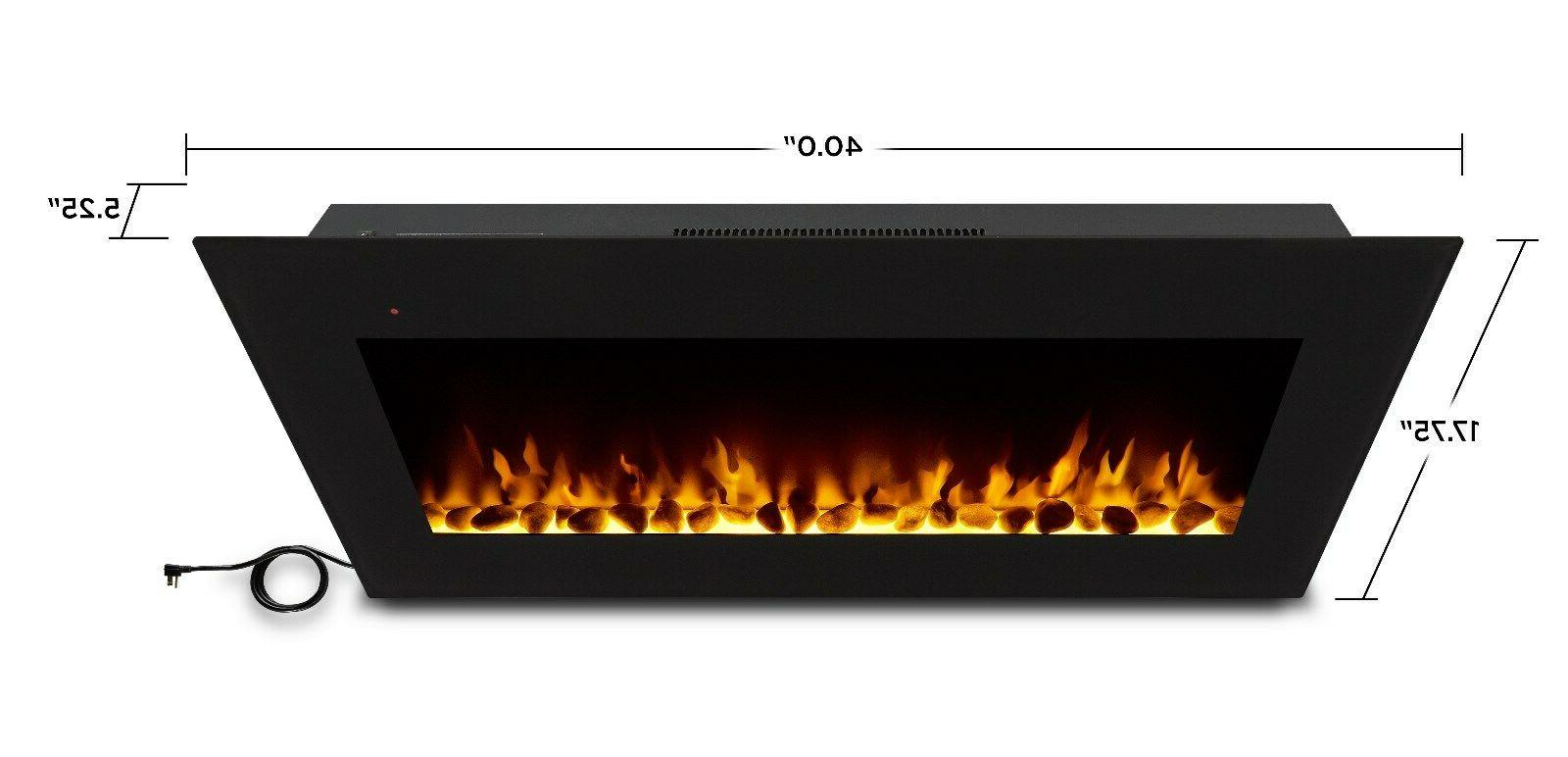 RealFlame Electric Corretto Unit Real Flame Black