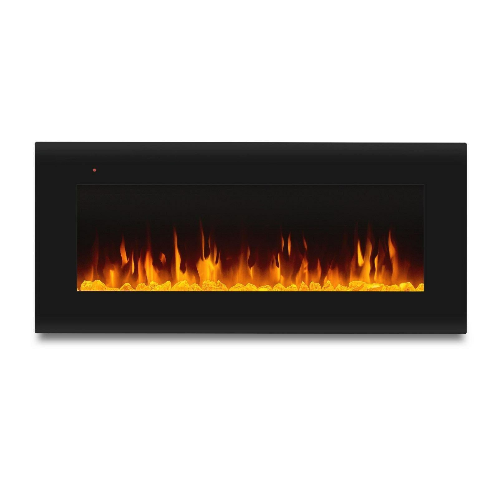 RealFlame Electric Wall Corretto Unit Flame Black