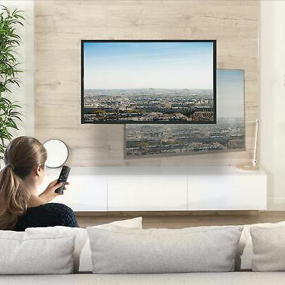 """VIVO Steel TV Fireplace for 37"""" to Screens"""