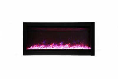 Amantii Symmetry Clean Face Fireplace