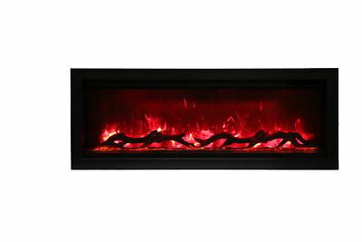Amantii Symmetry SYM-42 Face Built-in Fireplace