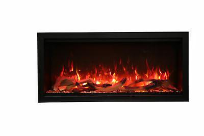 Amantii Face Extra Built-in Fireplace