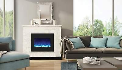 zero clearance series built in electric fireplace