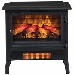 NEW Duraflame Infragen Electric Stove Heater with 3D Flame E
