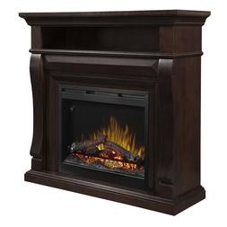 new noah corner electric fireplace wall mantel