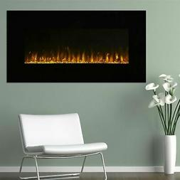 Northwest LED Fire and Ice Electric Fireplace with Remote -
