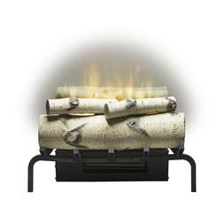 "Dimplex RLG20 Revillusion 20""W 1500 Watt 5,11 - Birch Logs"